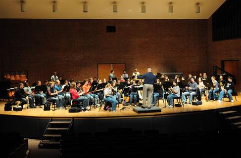 Towson University Concert Band